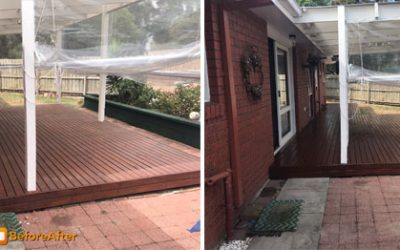 Deck and Fence – Melbourne's Deck Maintenance & Restoration Service Provider