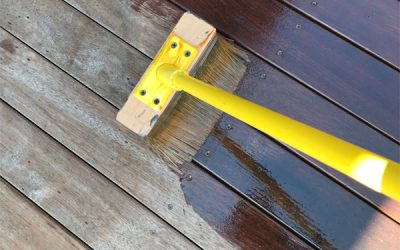 Deck and Fence – How to care for your wooden deck?