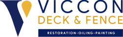 viccon deck and fence