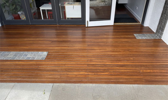 deck refinishing geelong