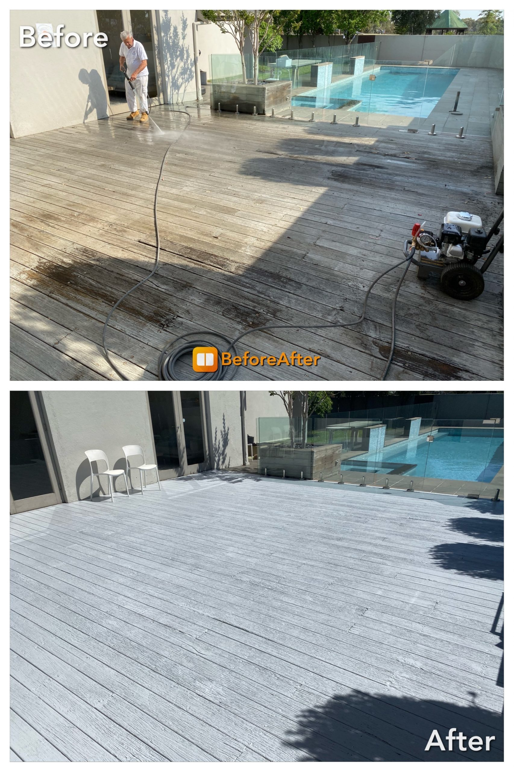 deck painting geelong