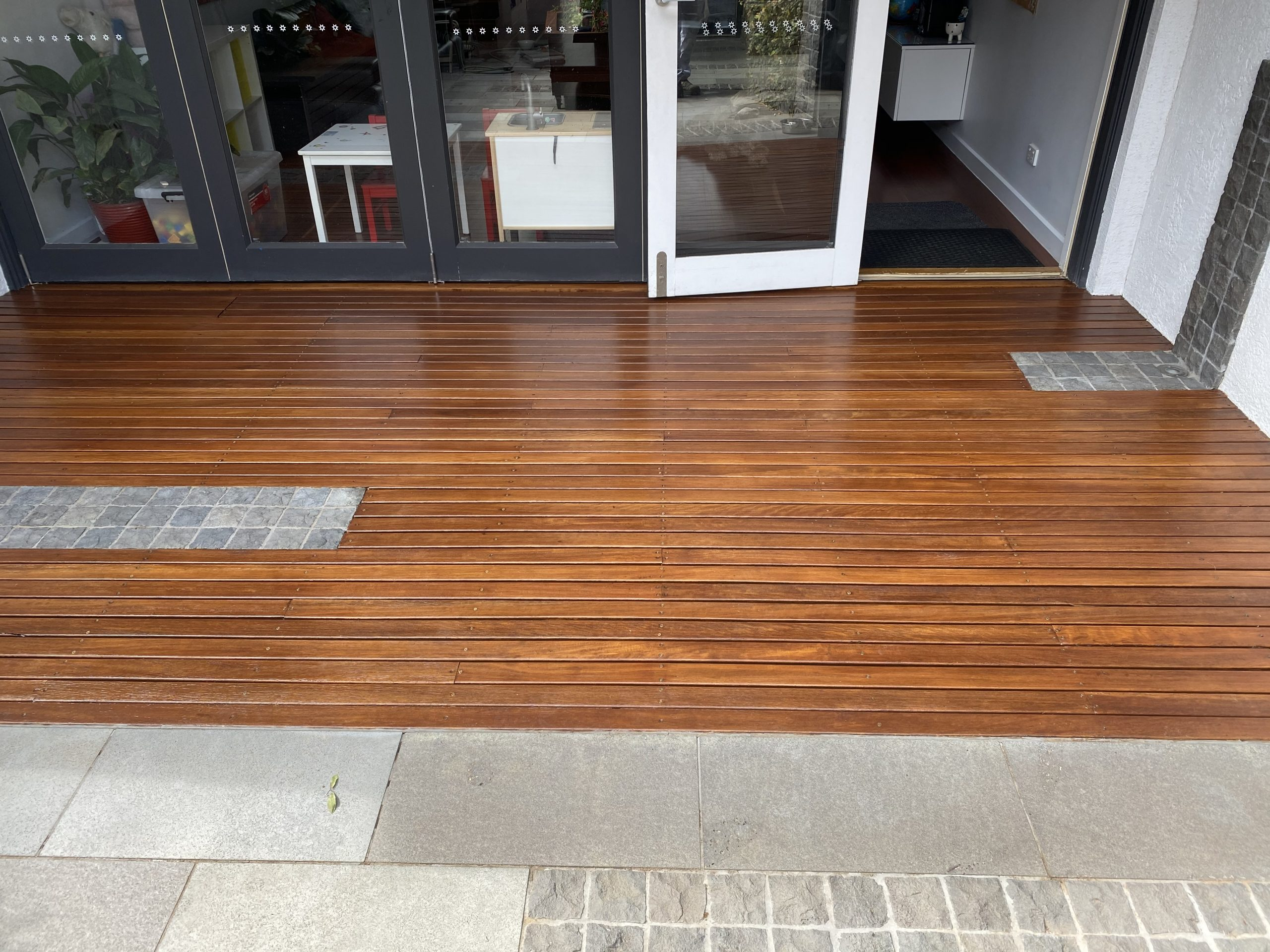 deck oiling mornington peninsula