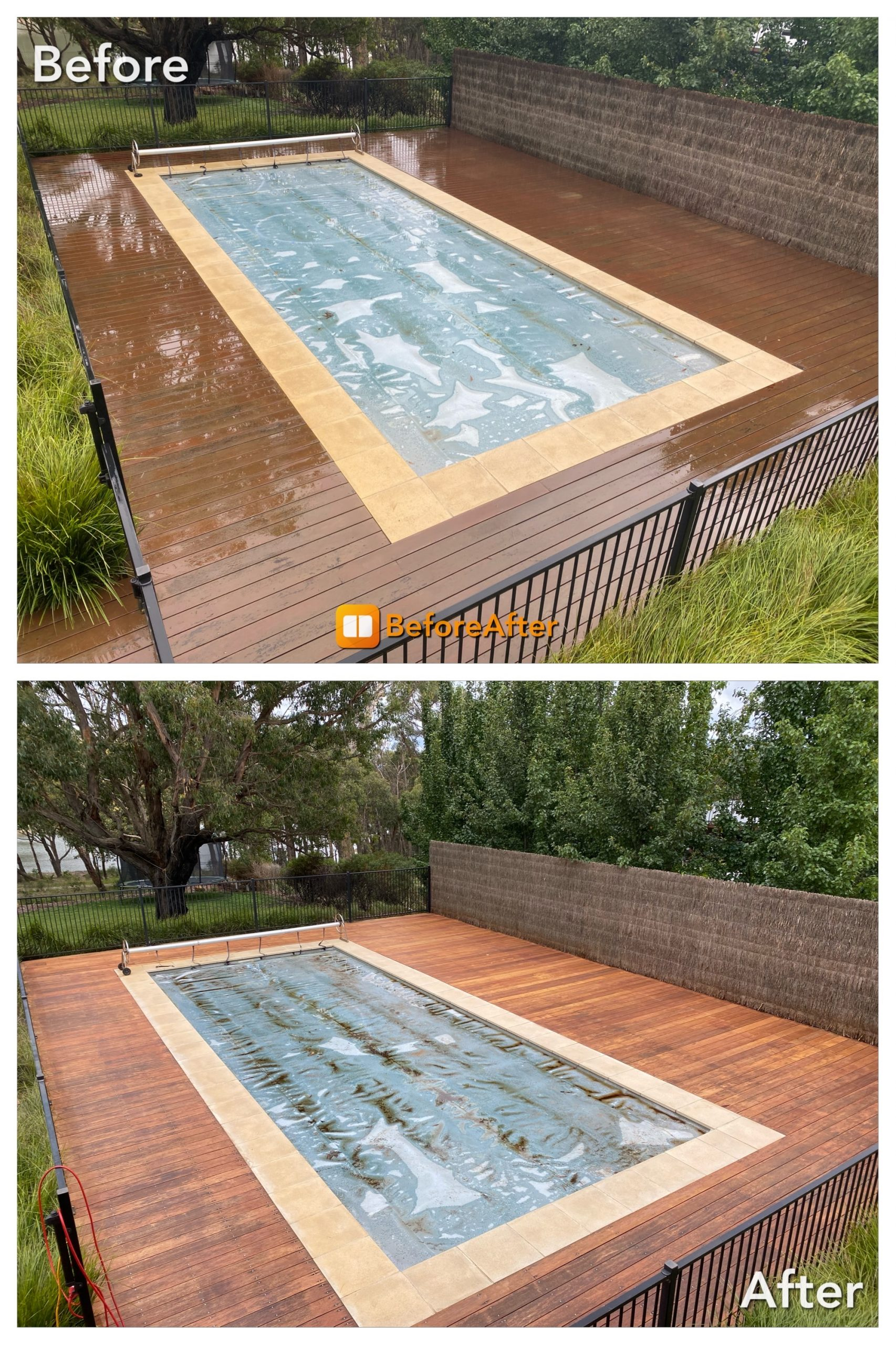 deck sanding mornington peninsula